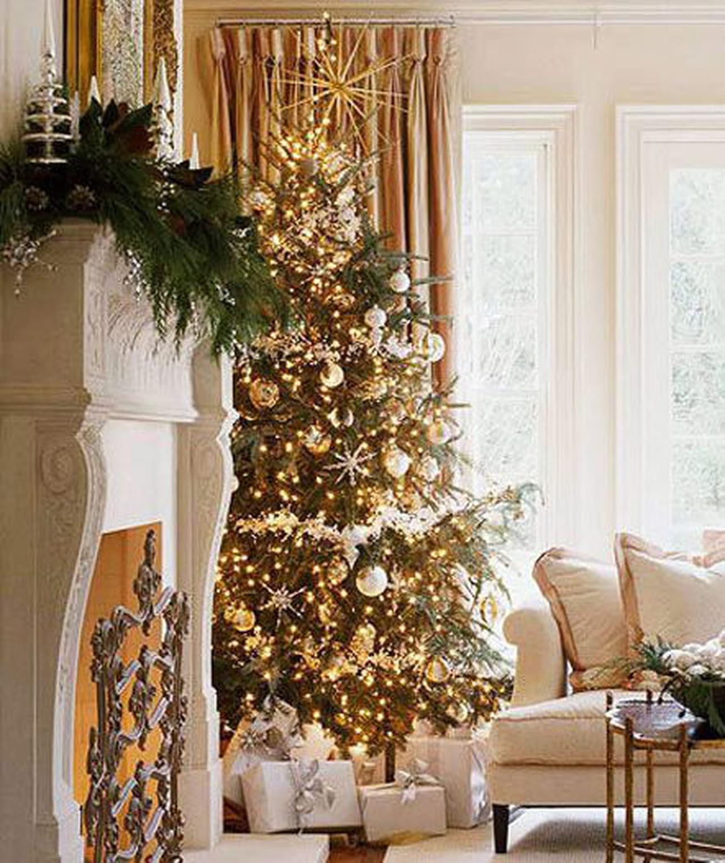 #6A4422 10 Idées De Décorations Pour Noël 5543 décorations lumineuses extérieures de noel 1280x1523 px @ aertt.com