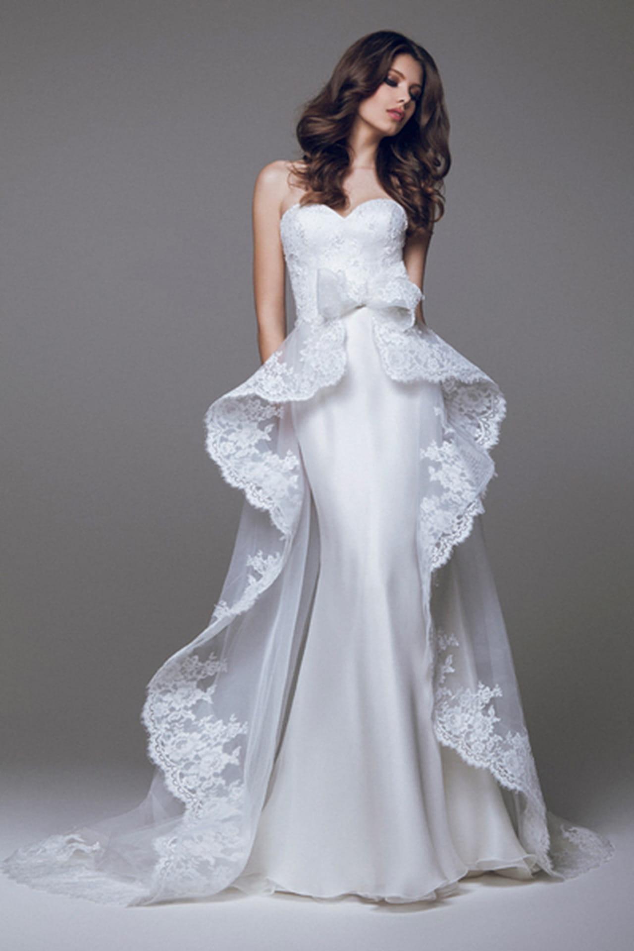 فساتين زفاف العروس الرشيقه ماركة Blumarine بلومارين موضة  2014