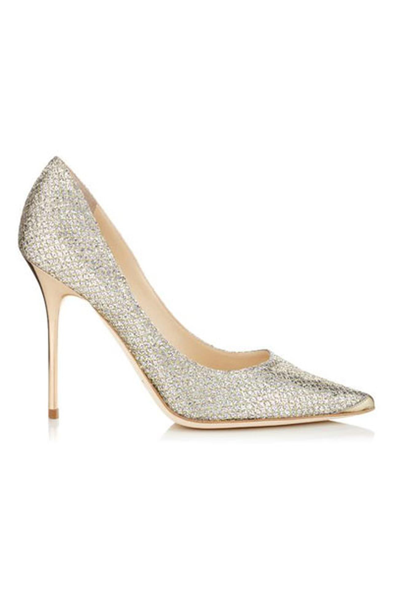 e9d157035 احذية العروس 2015 من جيمي شو لتكملي سحرك في ليلة الزفاف