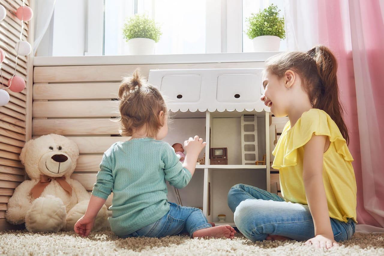 Mobili Per Casa Delle Bambole Fai Da Te : Casa delle bambole idee a meno di euro
