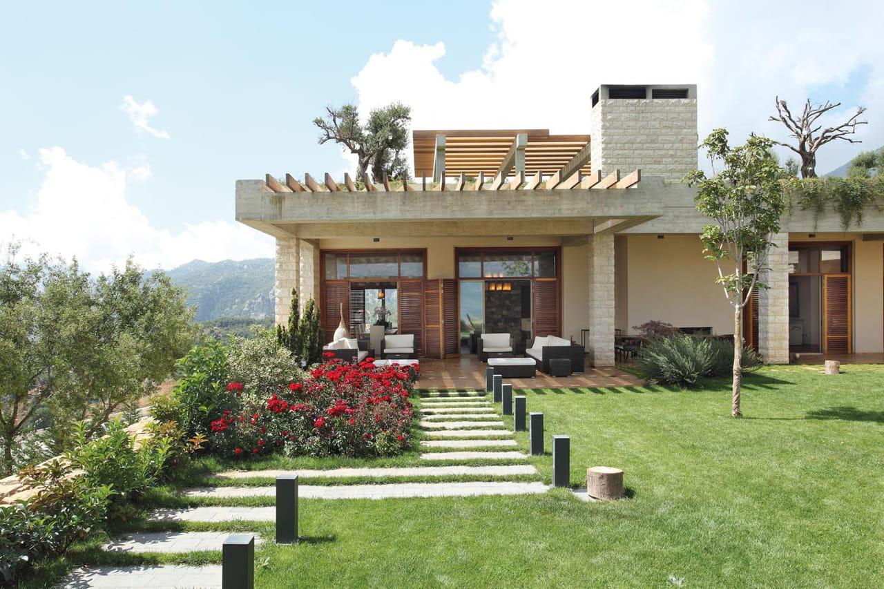 for Modern house design lebanon
