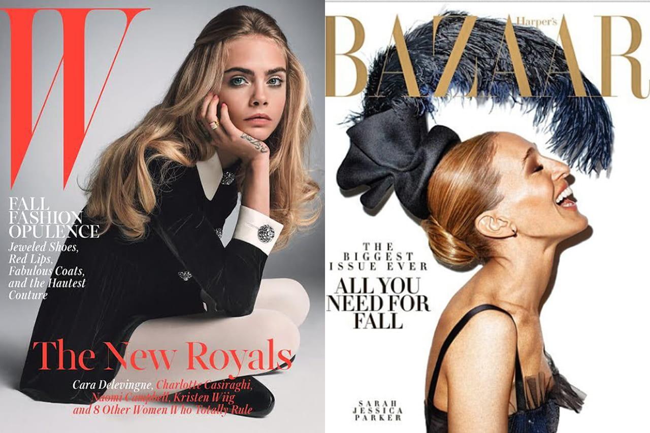 fbe70acf3 Top 10 revistas de moda que toda fashionista deve conhecer