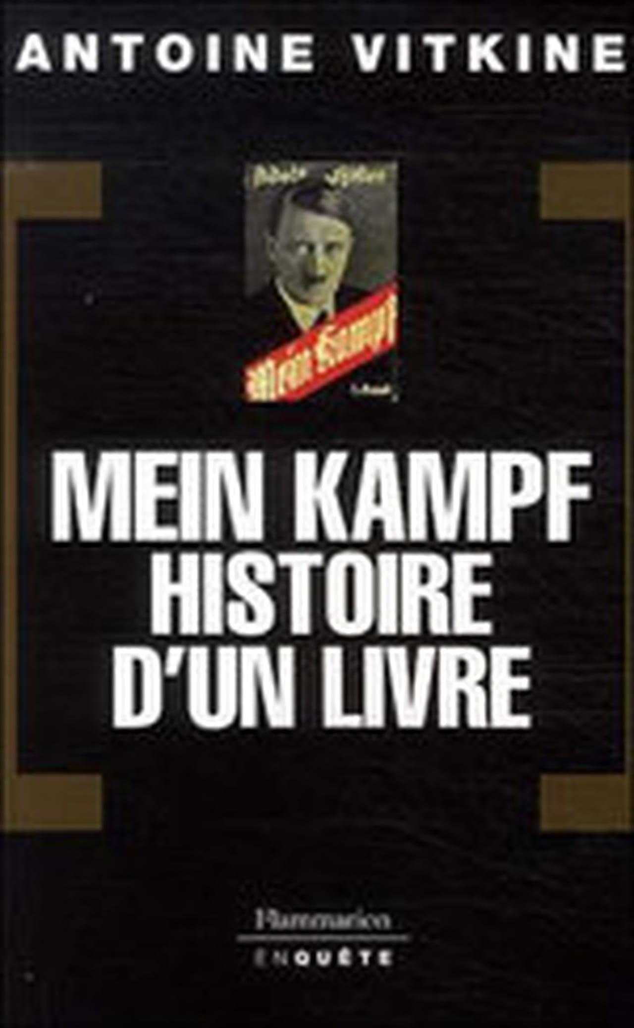 Mein Kampf Histoire D Un Livre