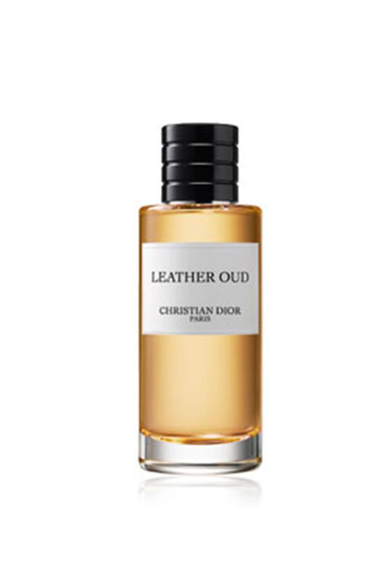8e5afe093 Christian Dior يقدم عطر الرجل المميز Leather Oud