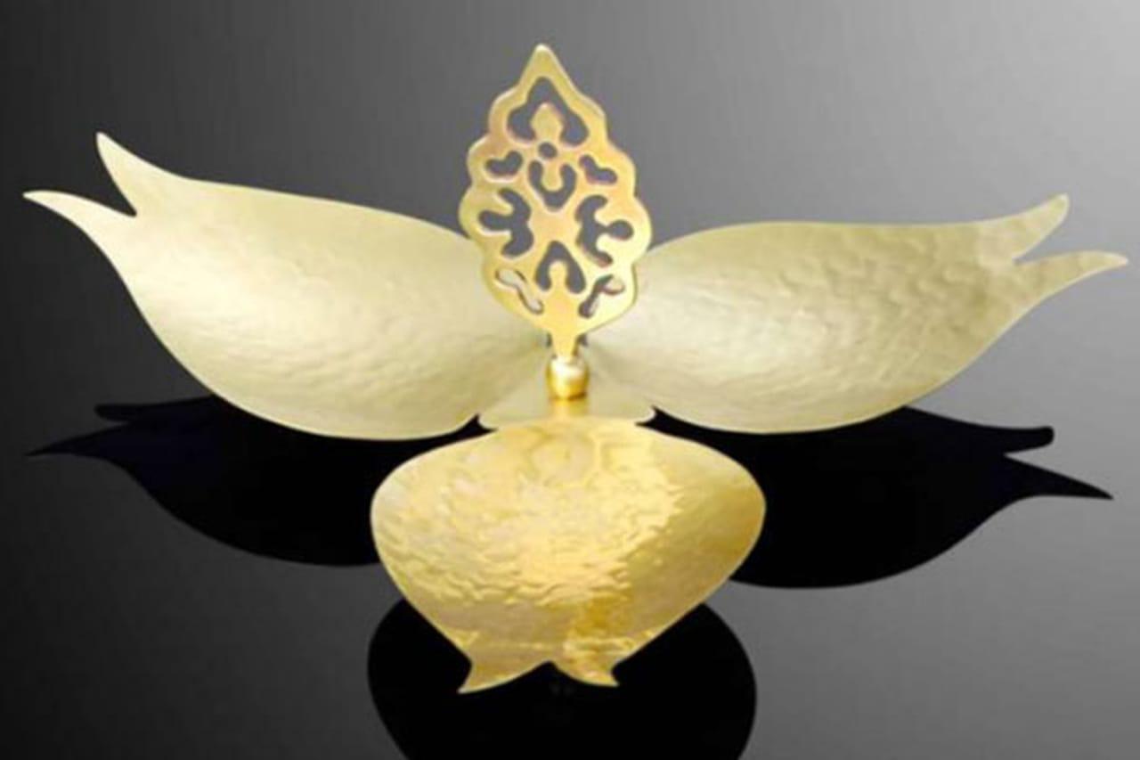 Dervis Darweesh أطباق نحاسية كويتية صحون نحاس لمائدة رمضان اطقم سفرات لعزائم