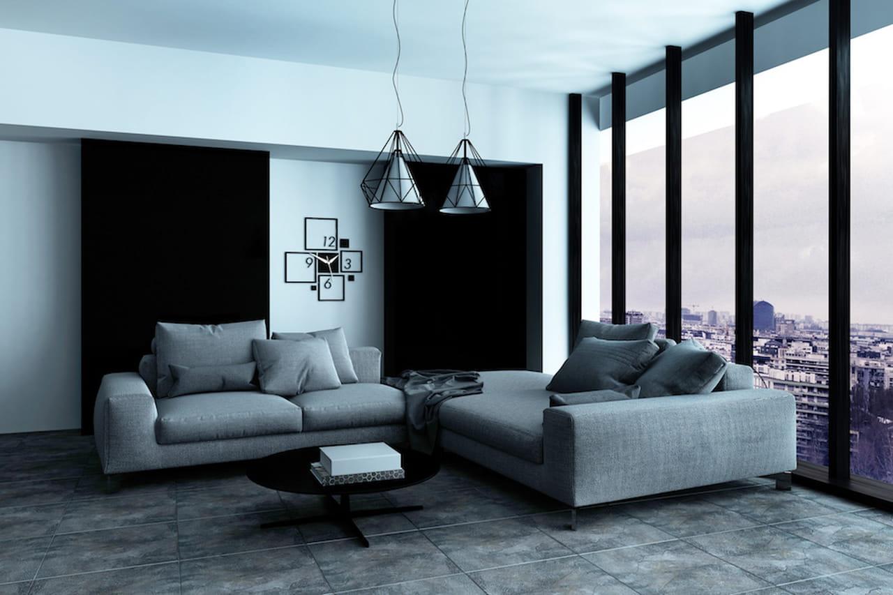 Colori Moderni Per Soggiorno : Colori pareti interne