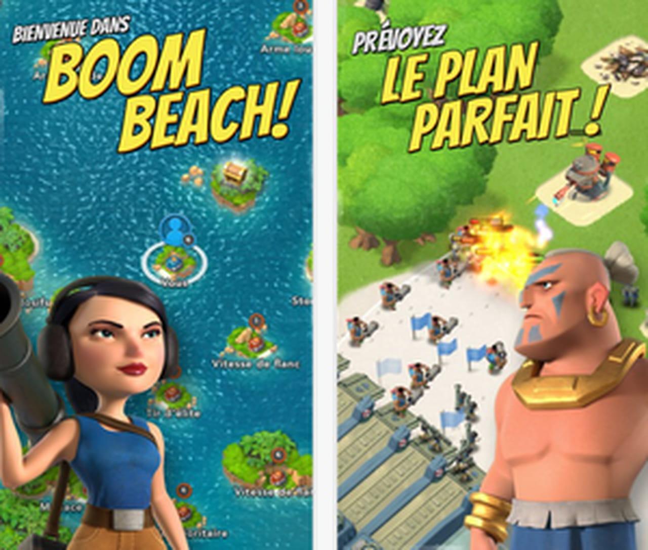 how to play boom beach