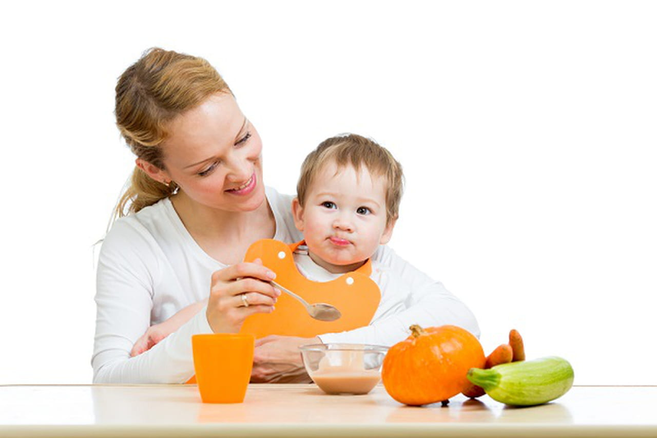 العصائر بصحة الأطفال الرضع؟