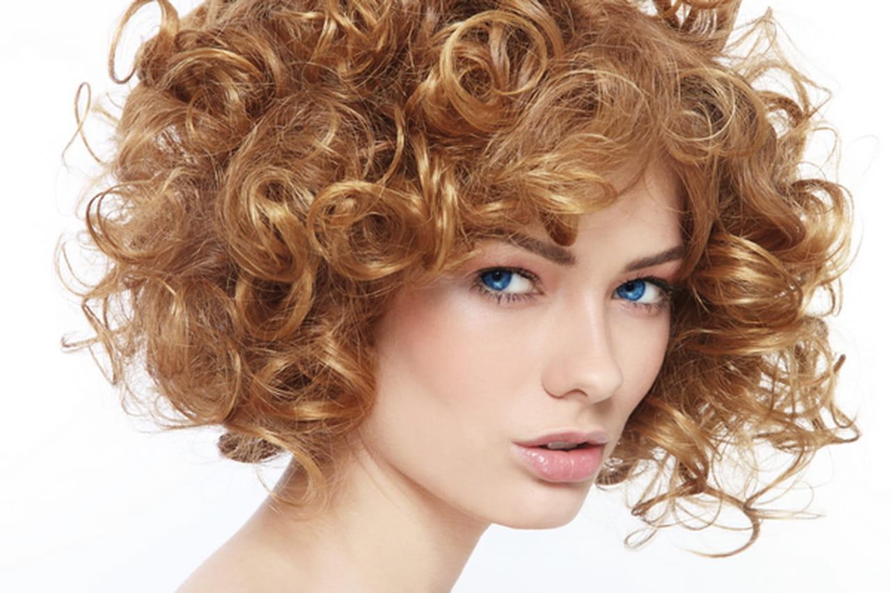 Эффект мокрых волос на короткие 16