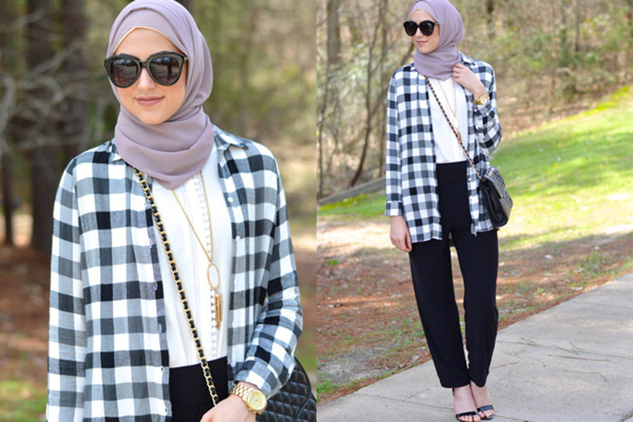 Image result for قميص المحجبات