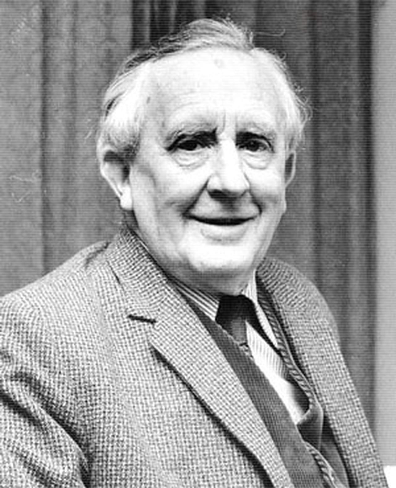 J R R Tolkien Biographie