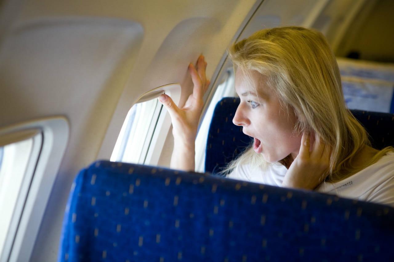 paura volare rimedi