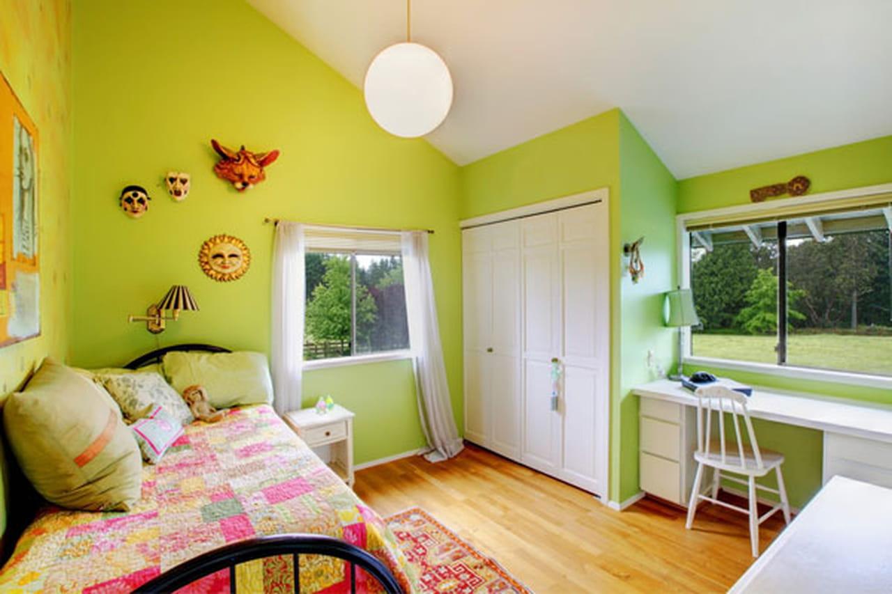 نصائح الفنغ شوي لتصميم غرف نوم الأطفال
