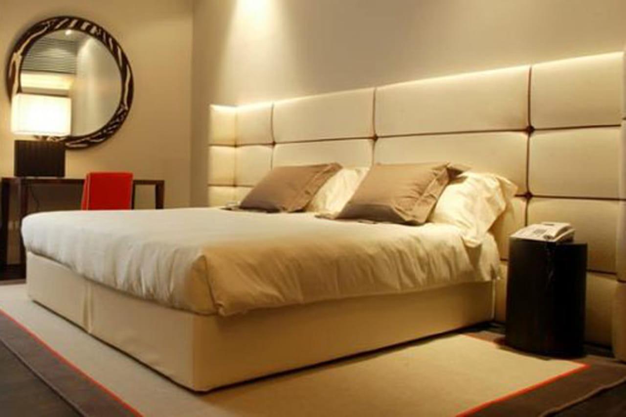 أفكار عصرية للاضاءة في غرفة النوم