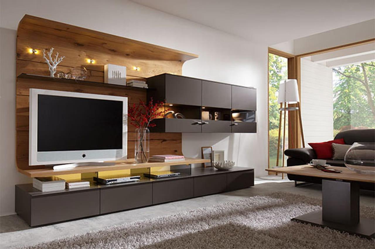 نصائح الديكور لتنسيق ركن التلفزيون في غرفة المعيشة