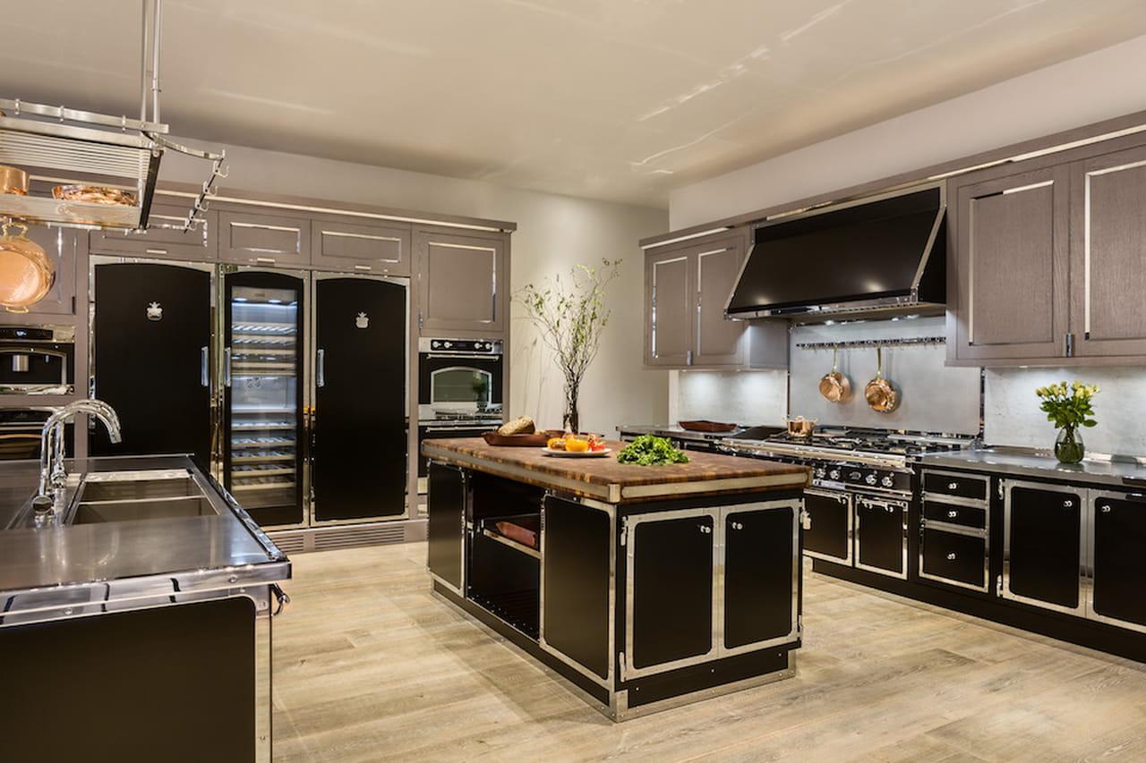 Cucine di lusso: eleganti tentazioni
