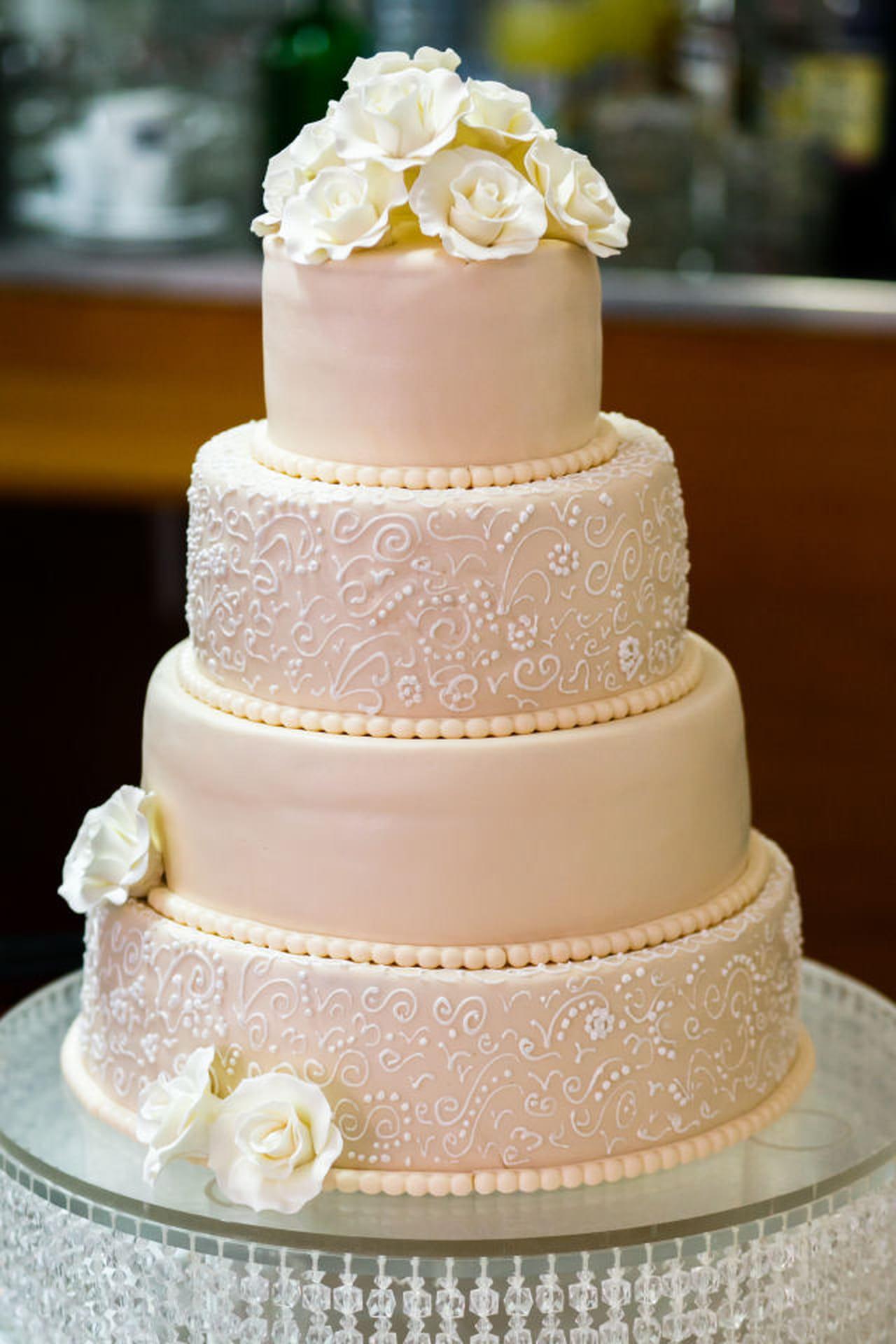 Très Torte da matrimonio: idee particolari per nozze perfette NM67