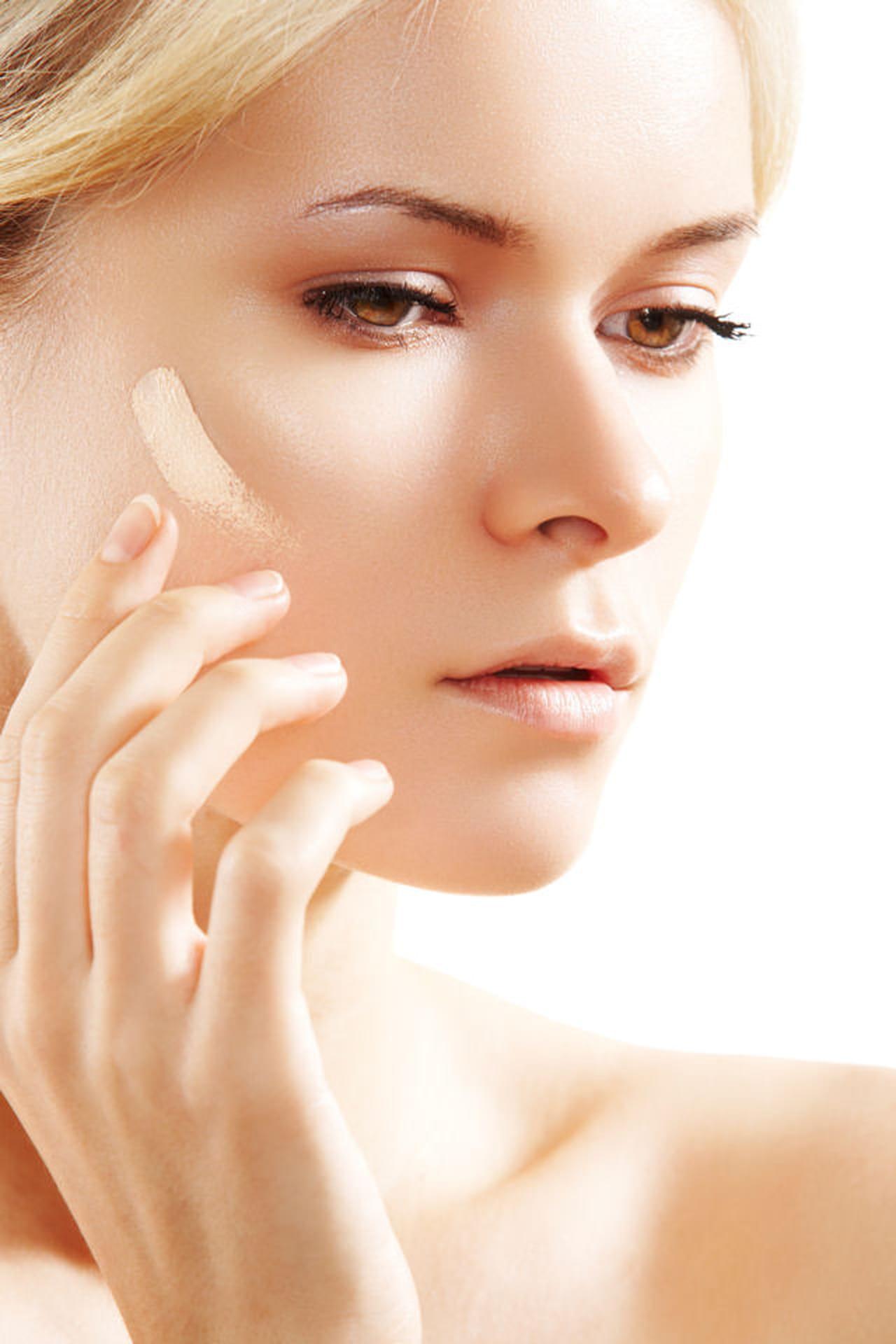 Танальный крем make up wtyf
