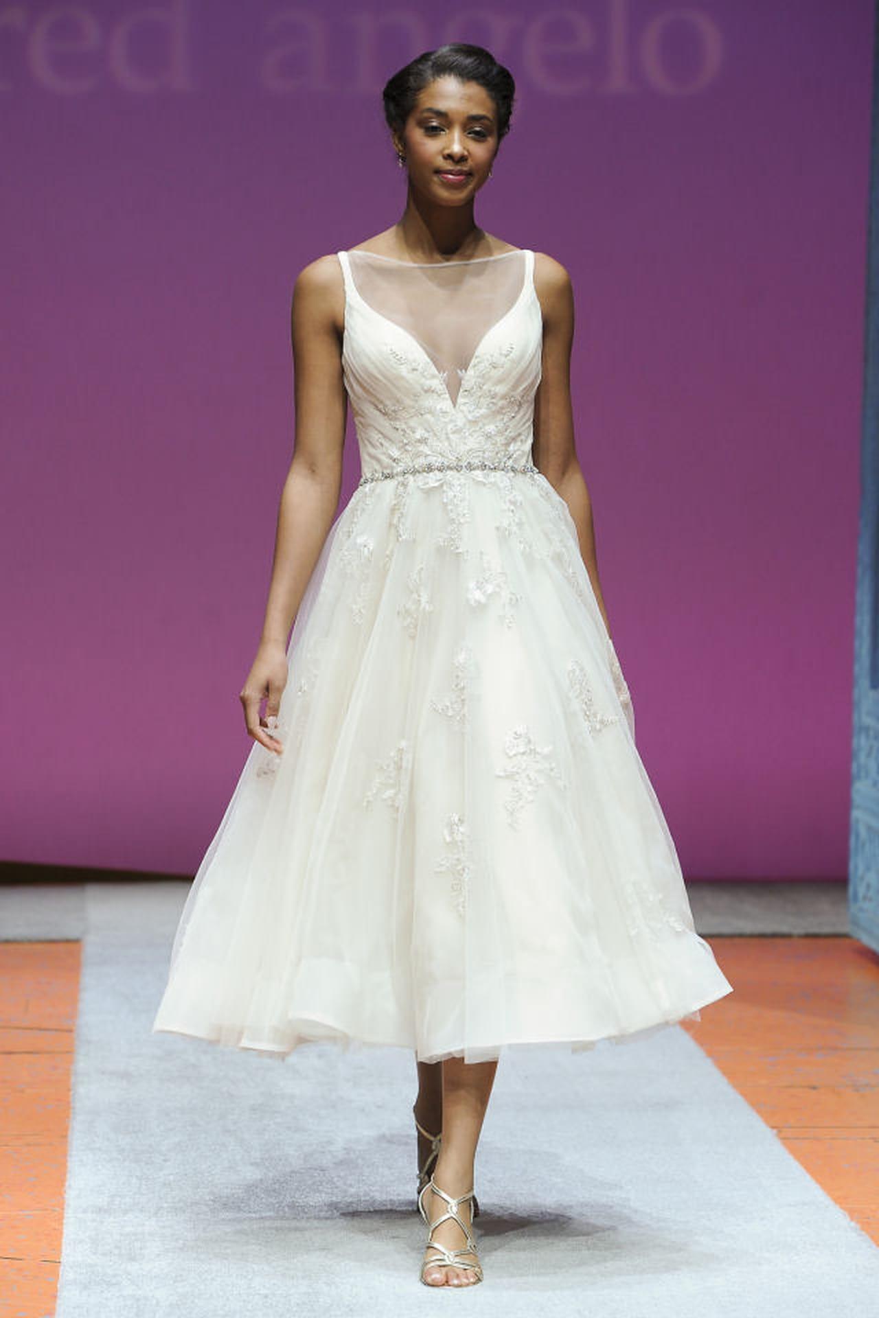 versione sposa copyright foto delphine manivet abito da sposa ...