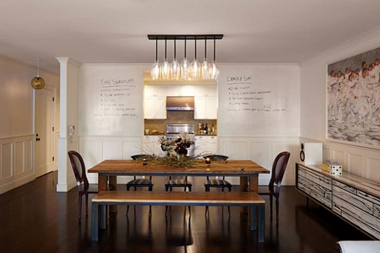 ديكورات عصرية لغرف الطعام لأوقات عائلية لا تنسى 825813