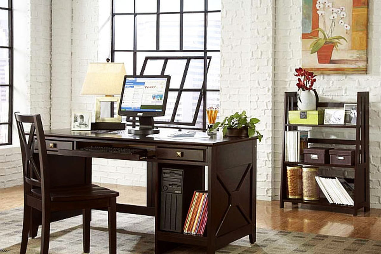 New DECORATING YOUR HOME OFFICE FOR MAXIMUM EFFICIENCY  The Interior