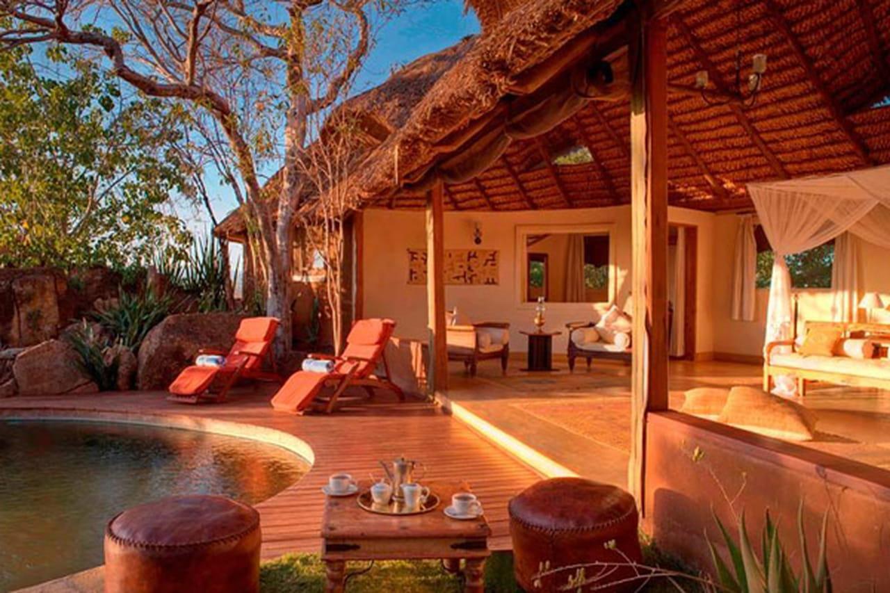 رحلة استجمام هادئة في غابات السافانا في كينيا. 875124.jpg