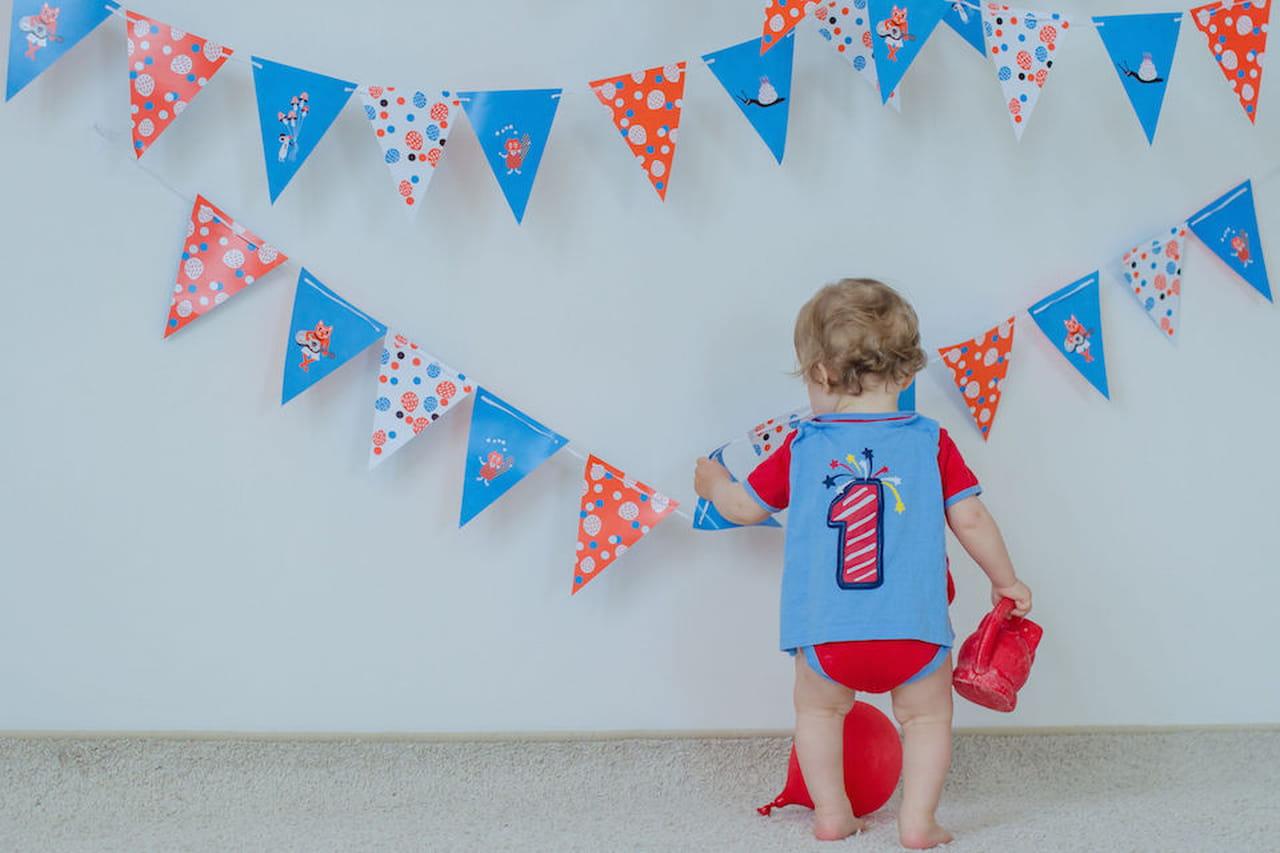 Famoso Primo compleanno: 10 idee per organizzare la festa TM77