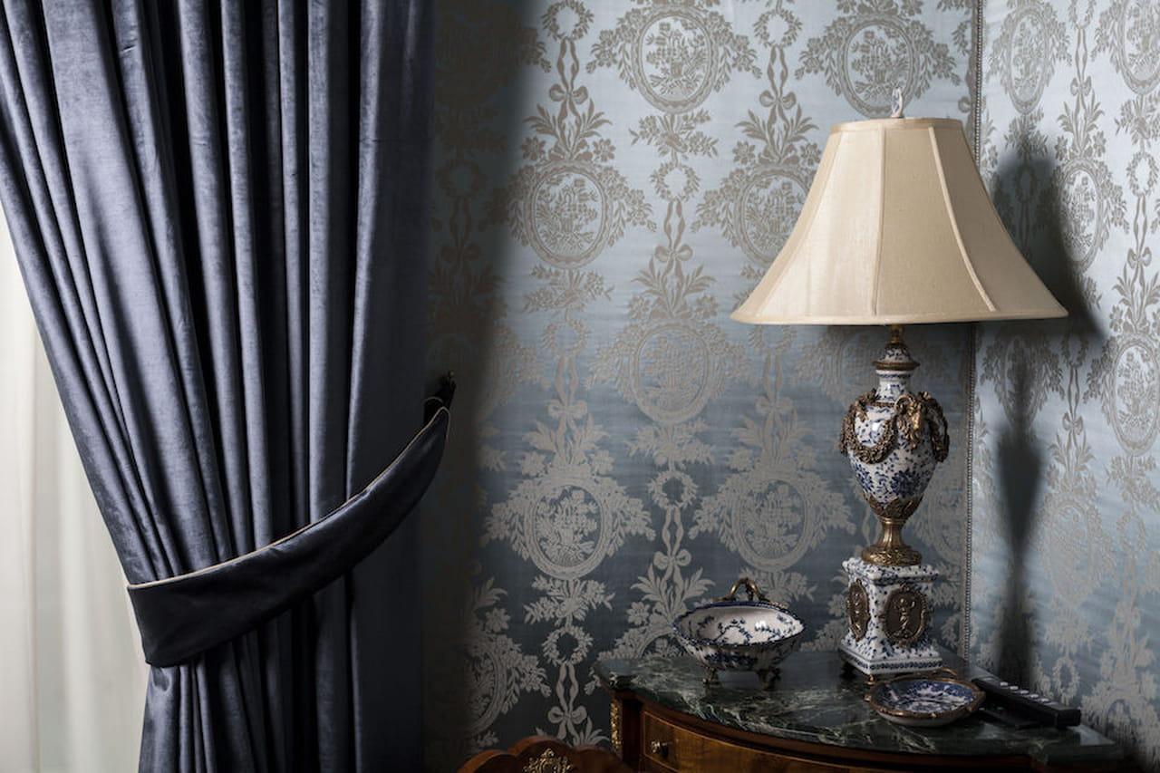 Tende shabby 10 idee per camera da letto salone o cucina for Tende da camera da letto immagini