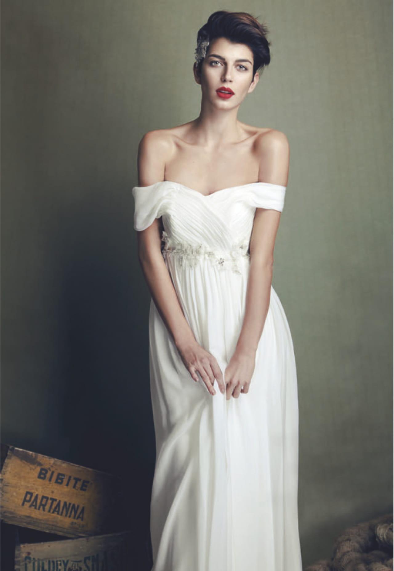 a37b823e2f80 Vestiti da sposa semplici  i grandi classici