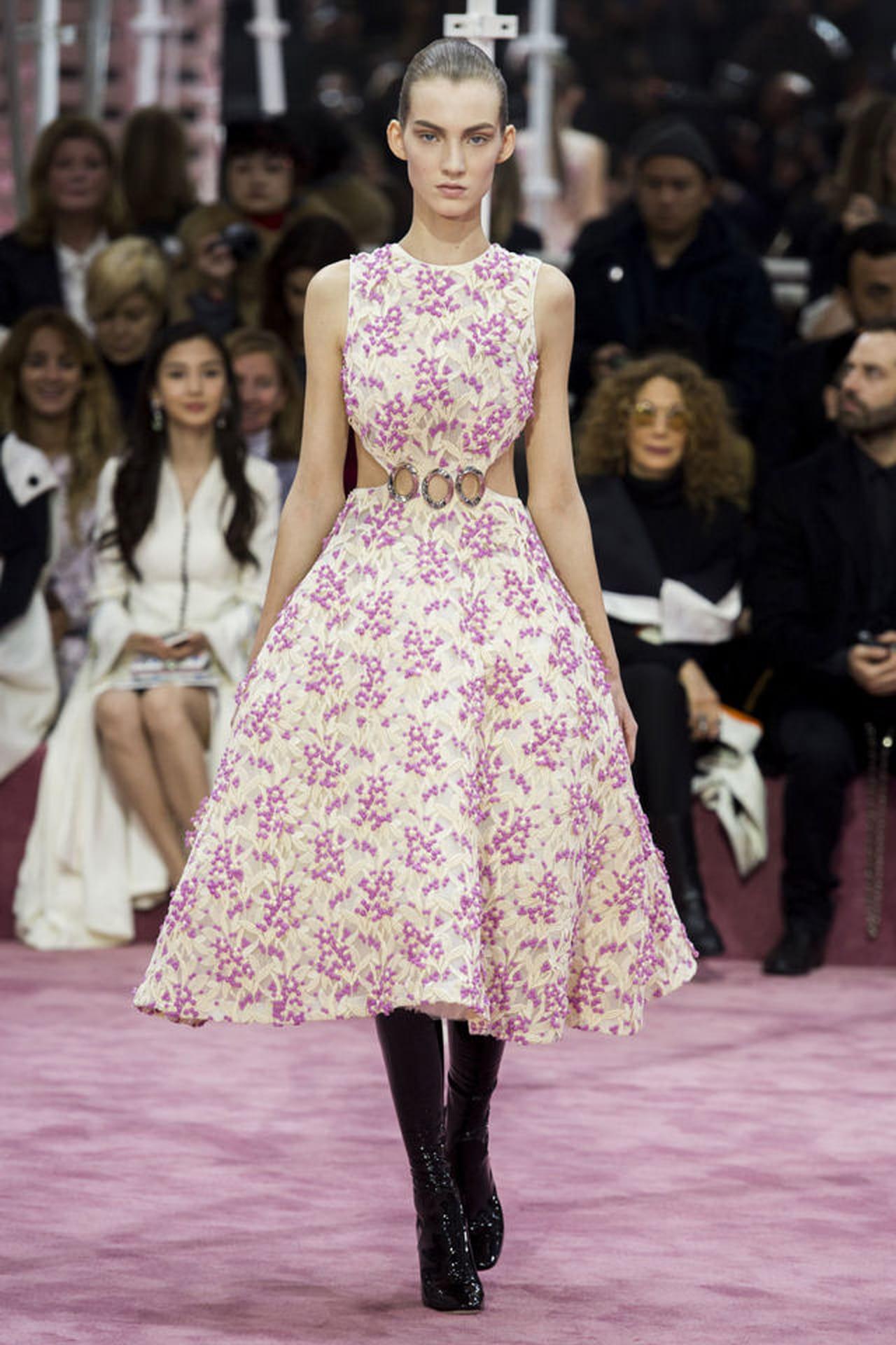 competitive price f0c58 603f1 Christian Dior P/E 2015: la rinascita degli anni '50
