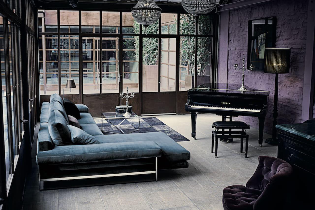 saloni moderni geometrie virtuosismi o bio