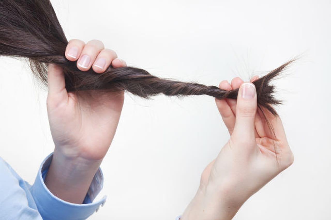 نتيجة بحث الصور عن 10. الشعر التالف