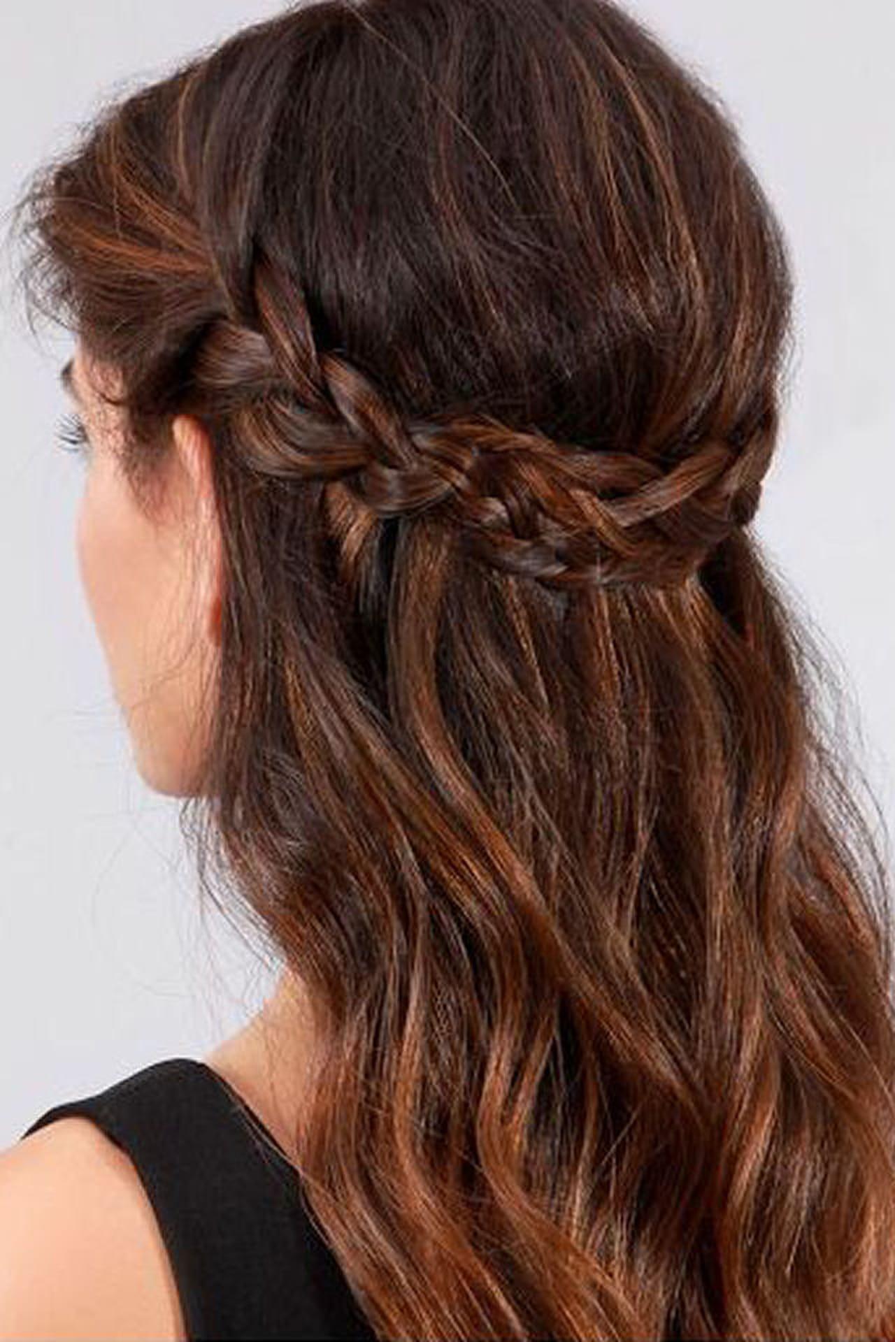Amato Trecce capelli: le tendenze dell'estate 2016 MN17