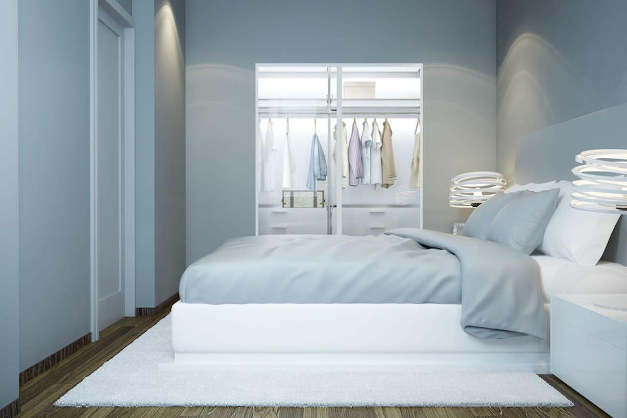 Cabina armadio fai da te spazio low cost ai vestiti for Cabina armadio low cost