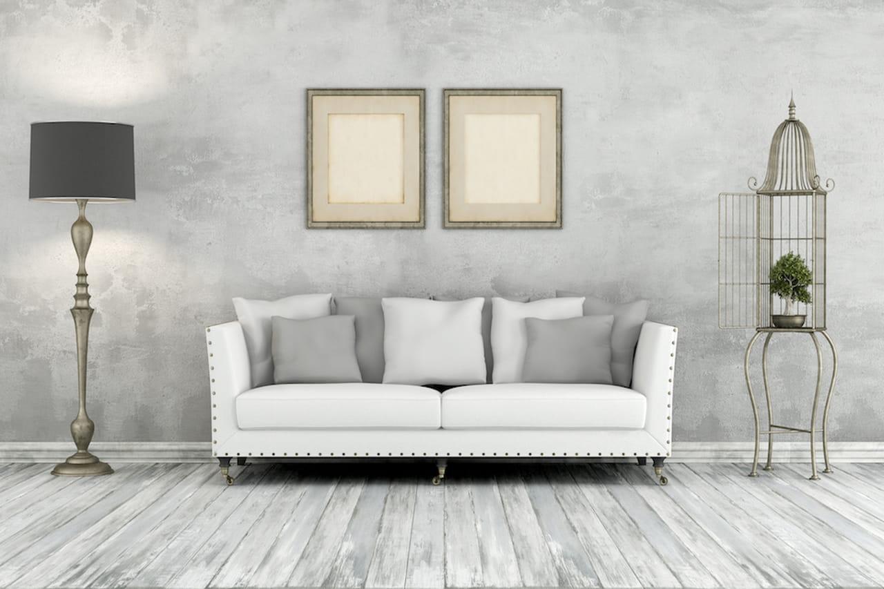 Stile shabby il fascino dell 39 arredamento vintage - Levigare il parquet senza togliere i mobili ...