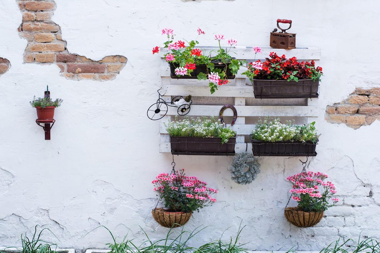 Mobili fai da te arredare casa con il riciclo for Cosas para decorar el jardin