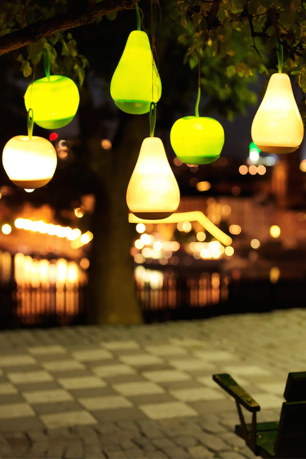 Arredo esterno le proposte per tutte le tasche e tutte le - Illuminazione a led ikea ...