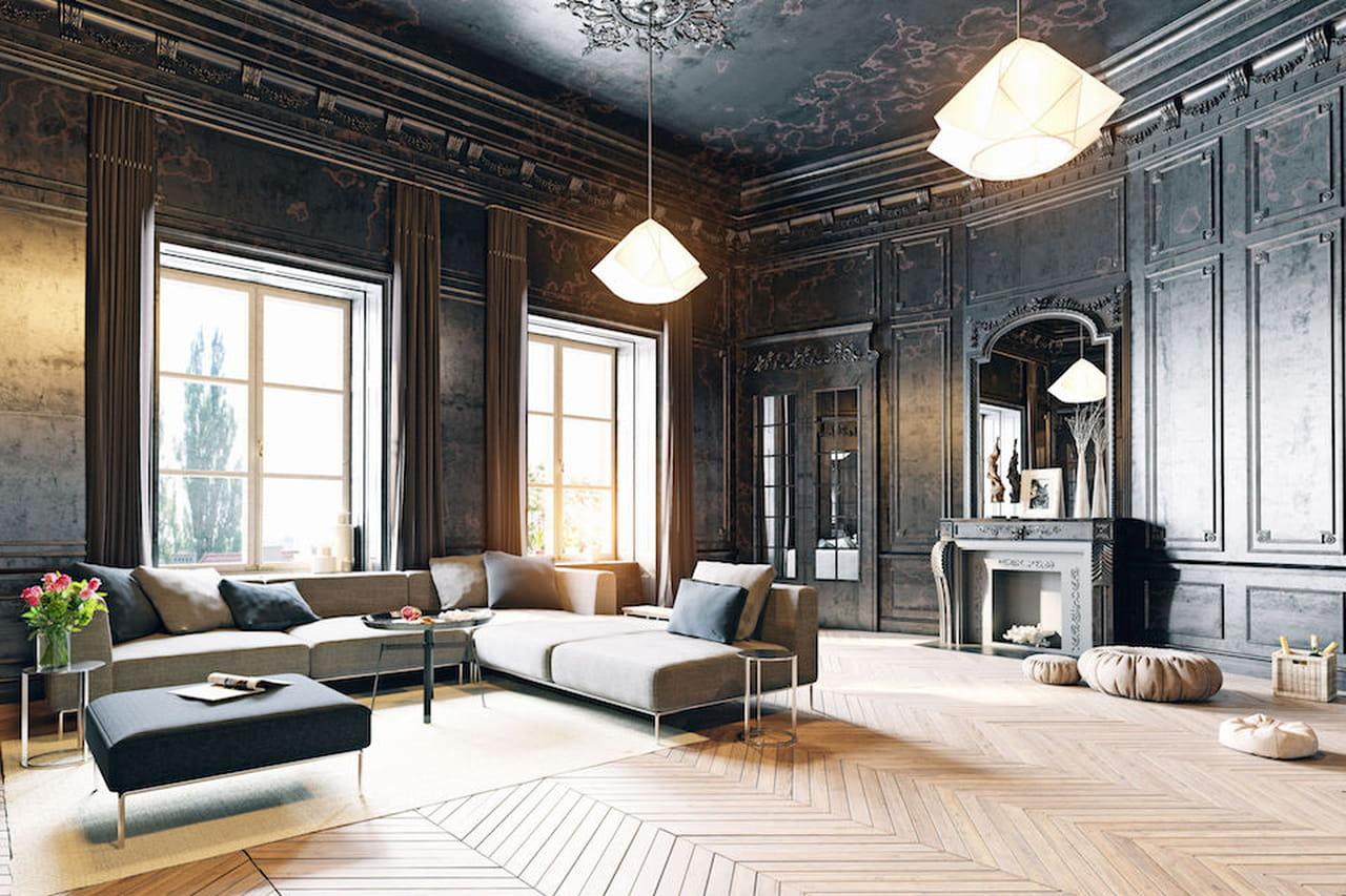 Ristrutturare casa 10 dritte per un appartamento antico - Arredare casa antica ...