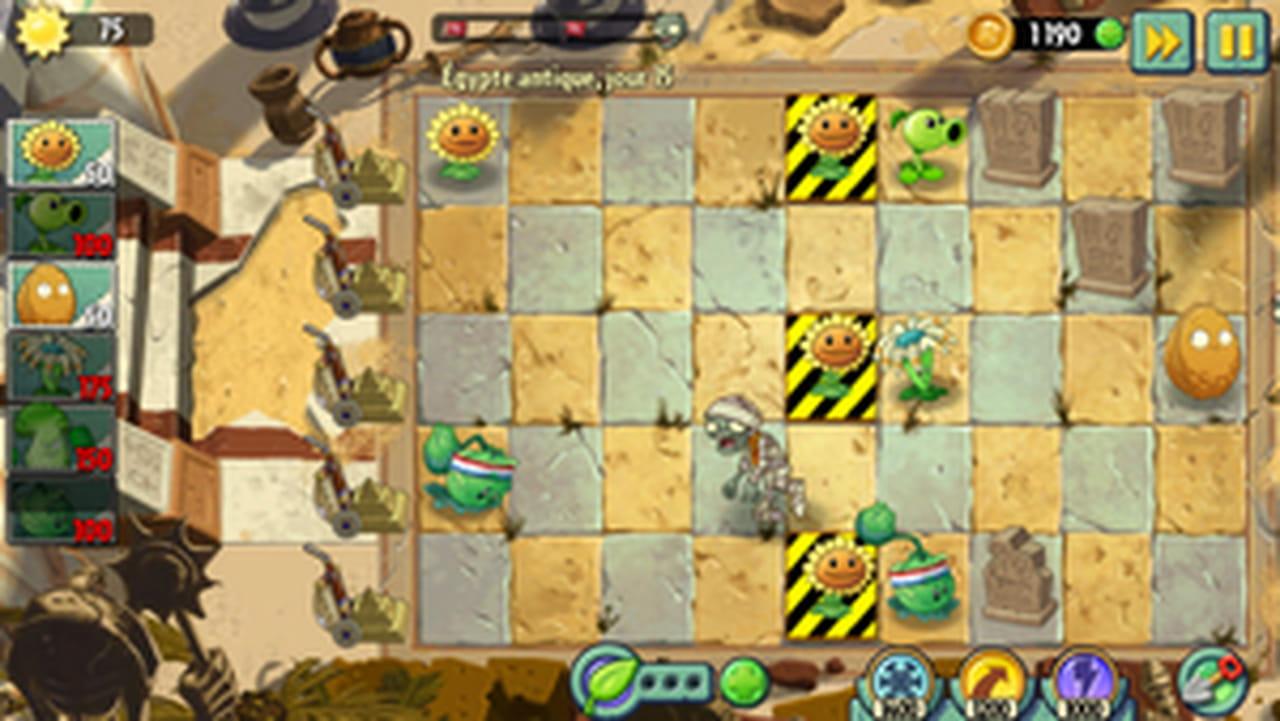 L 39 art des plantes contre les zombies for Plante vs zombie 2