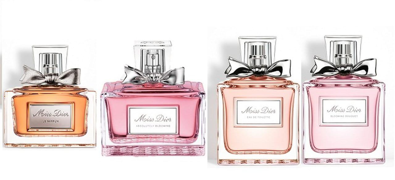 563130617 عطر Miss Dior Absolutely Blooming الجديد لامرأة عصرية تعشق الحياة