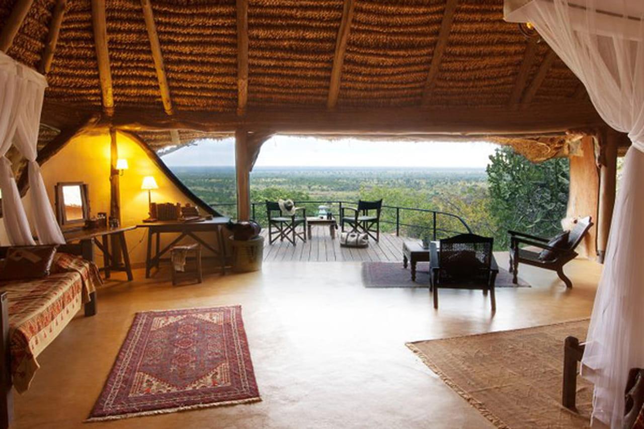 رحلة استجمام هادئة في غابات السافانا في كينيا. 875122.jpg
