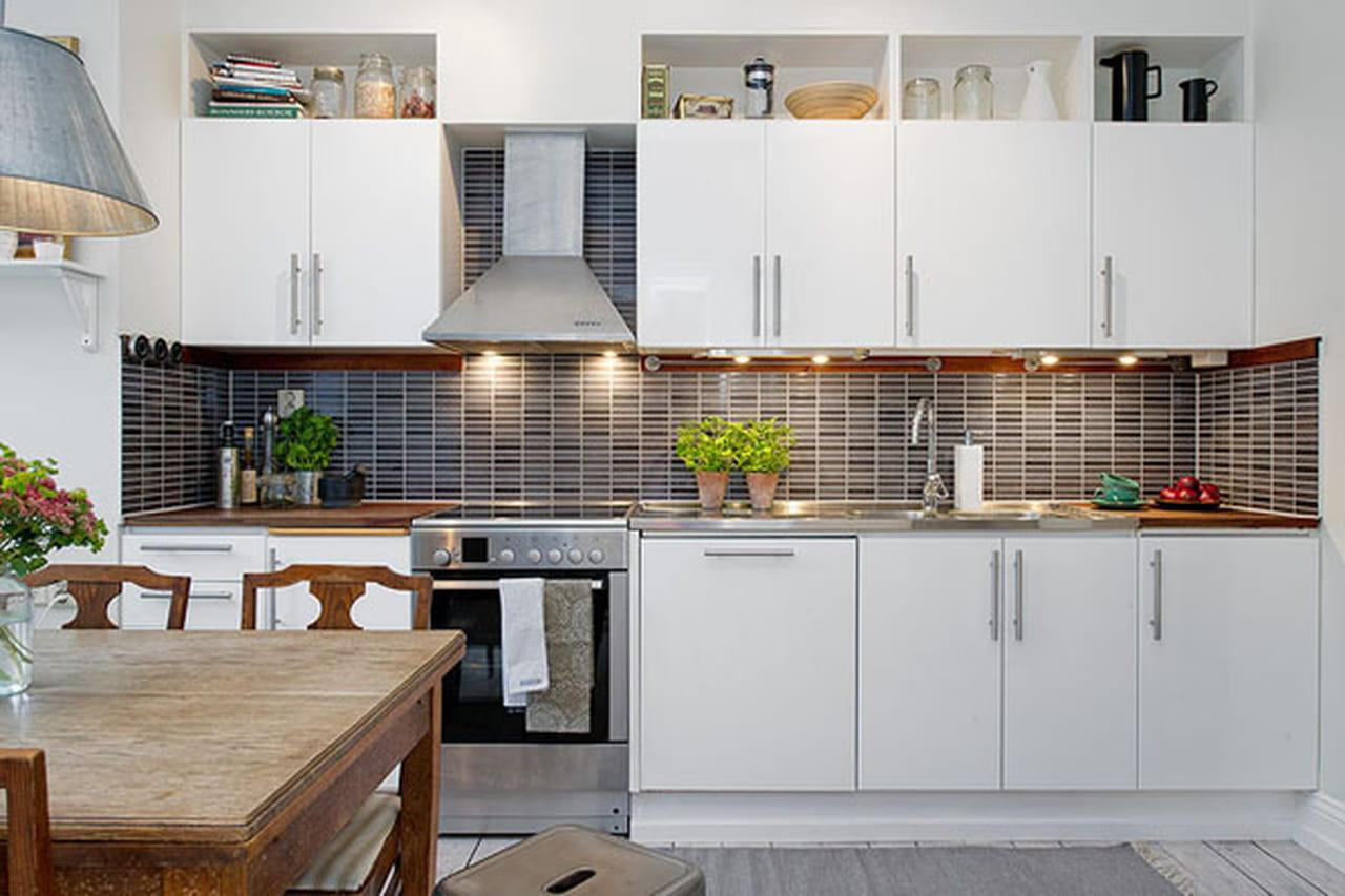 نصائح الديكور لتصميم المطبخ باللون  #654430 1280 853