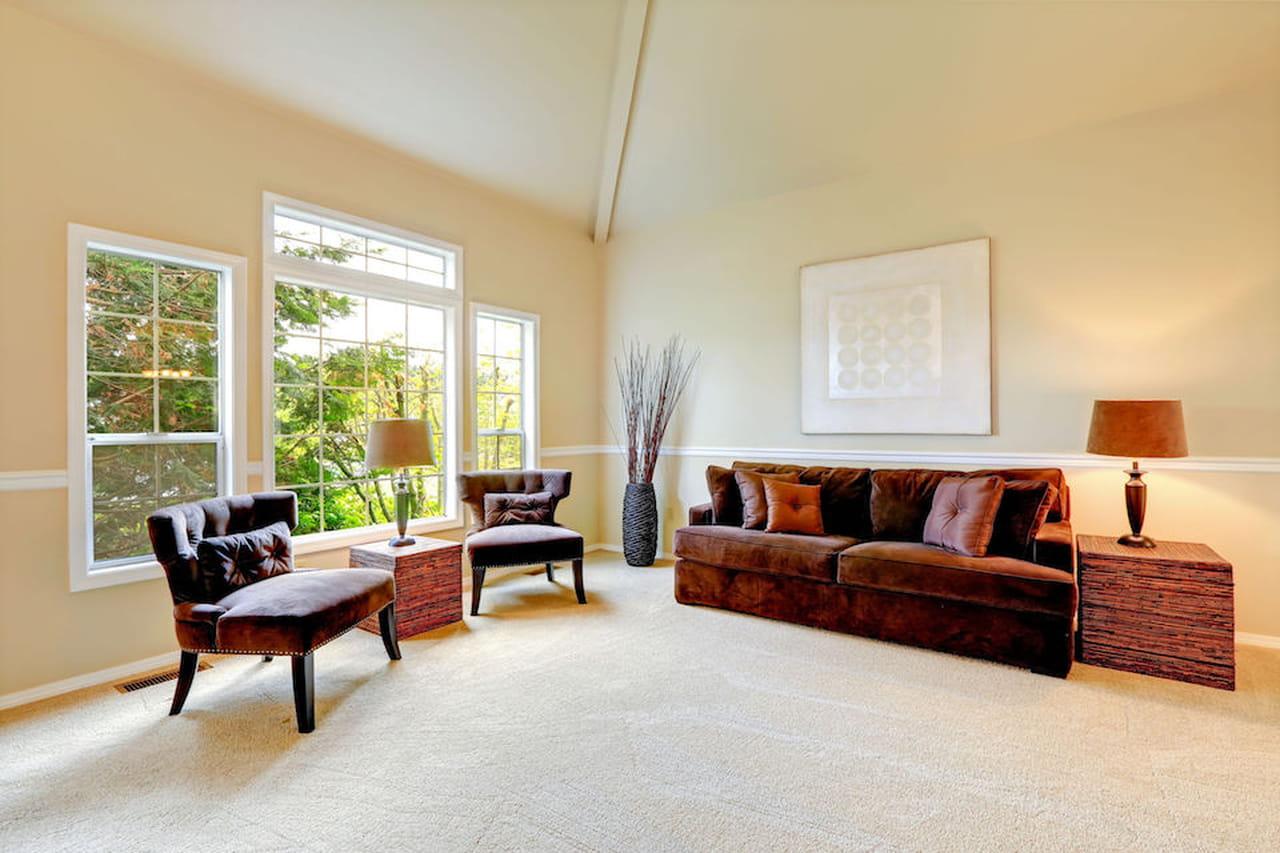 Colore avorio per pareti abbinamenti per tutta la casa - Colore parete cucina noce ...