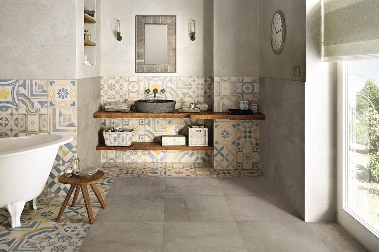 Mattonelle bagno rivestimenti 3d d 39 autore o retr - Ceramiche bagno moderno ...