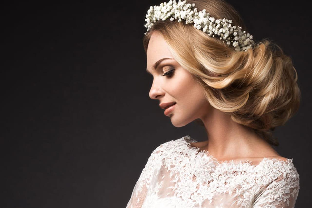 Bridal Hair Design Image