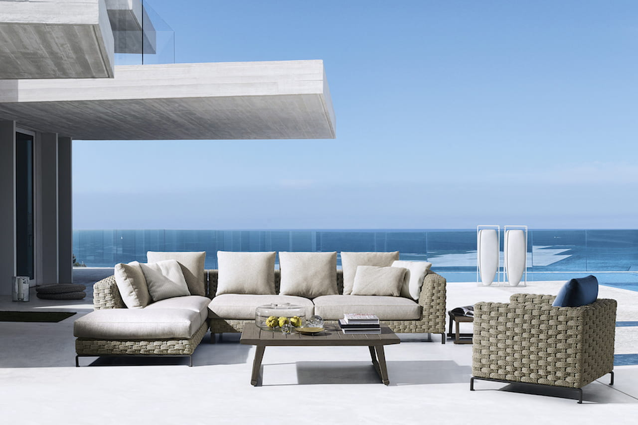 divani per esterno salotti da giardino