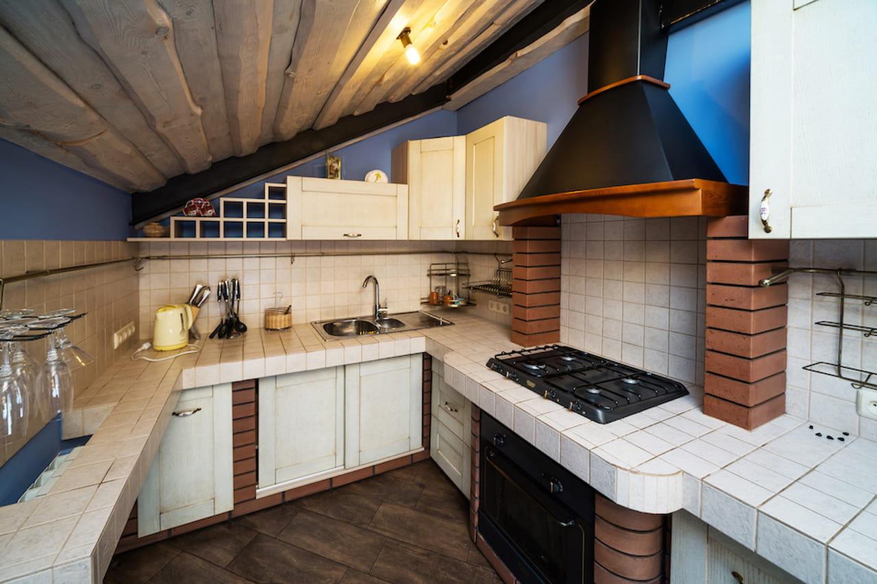 Angoli cottura per spazi piccoli for Cucine in piccoli spazi