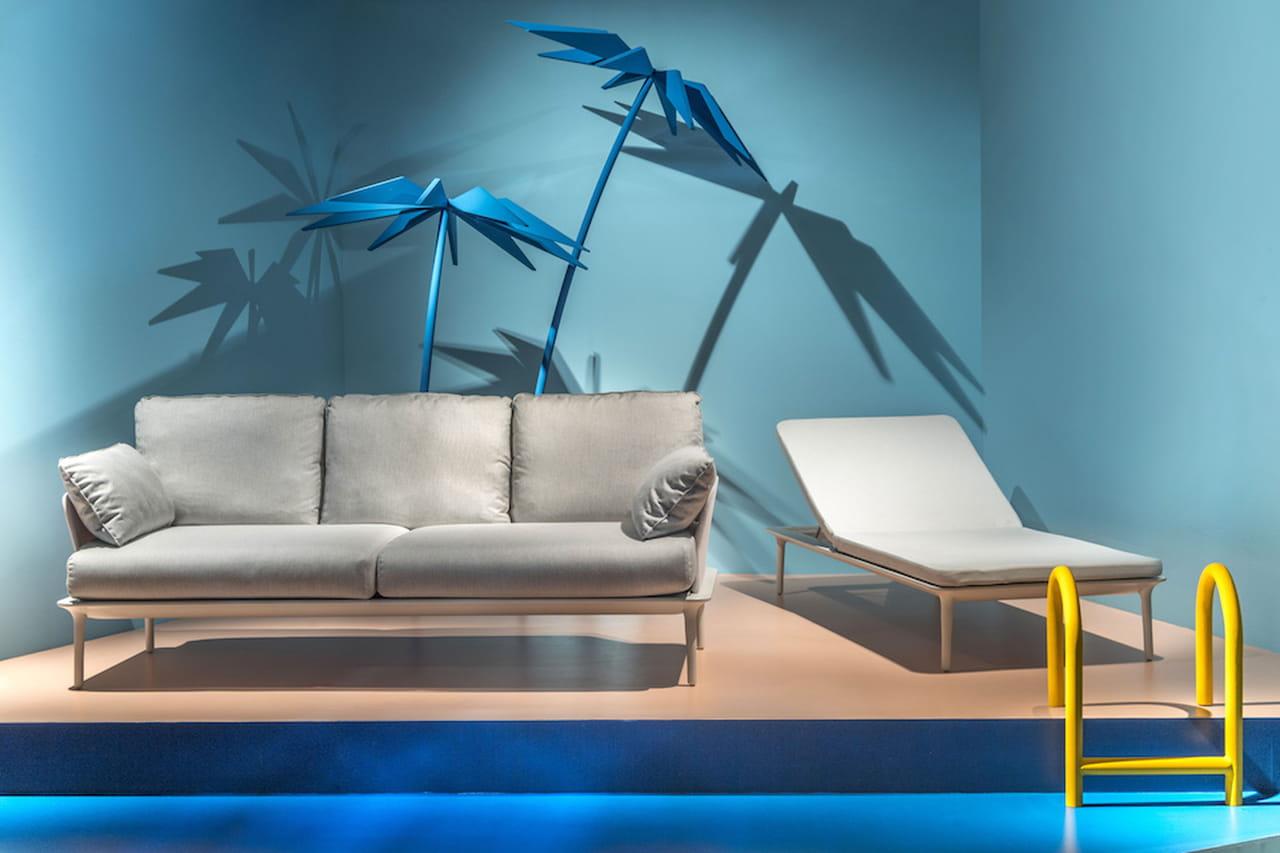 Divani per esterni cuscini per divani esterni idee per - Maison du monde cuscini da esterno ...