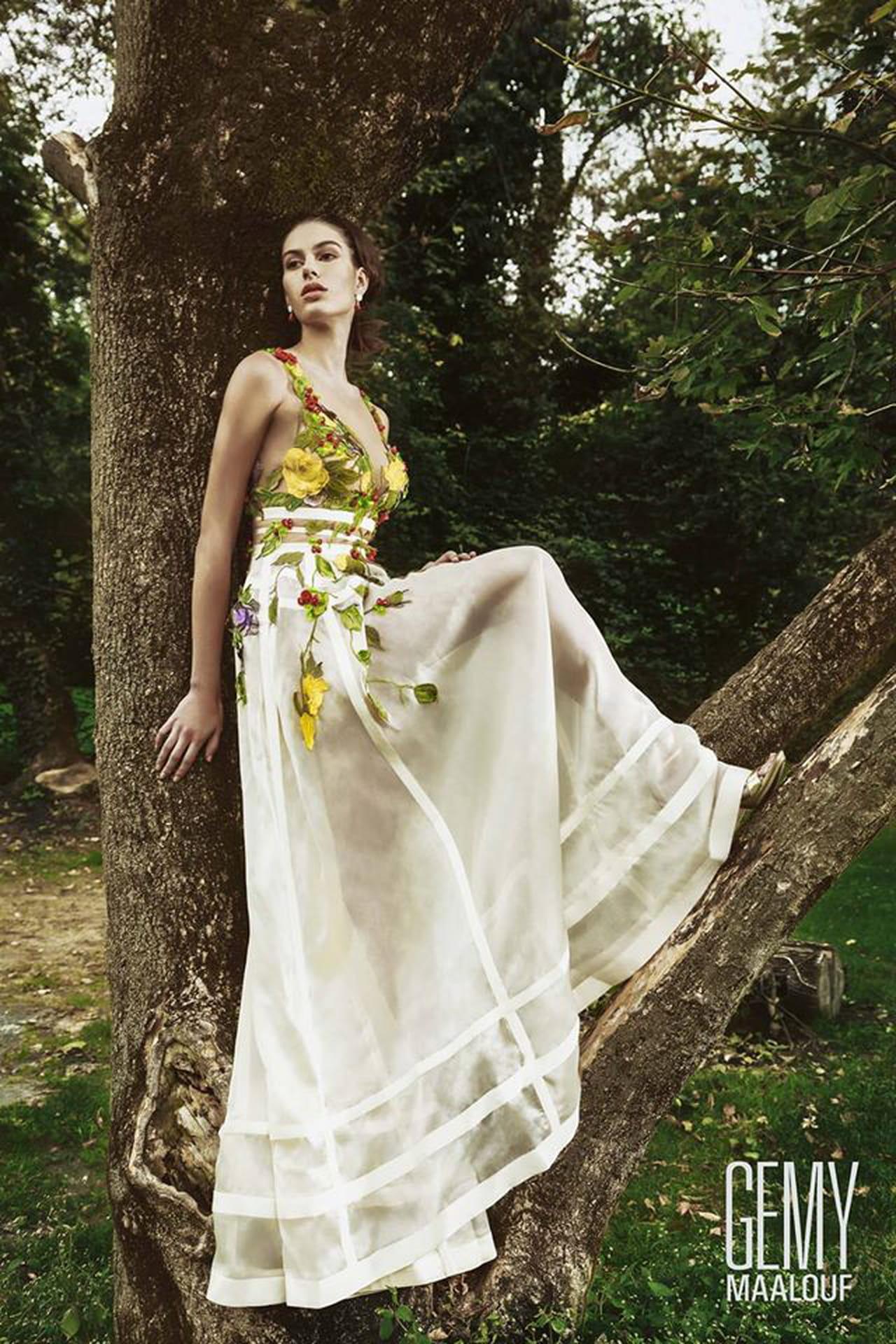 Ben noto Abiti da sposa particolari: a Milano Sì Sposa non è solo bianco QV19