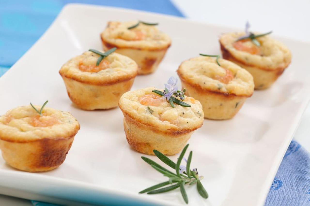 Estremamente Stuzzichini per compleanno: finger food per tutti i gusti YV39